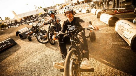 Drift trike, un sport qui gagne du terrain en France