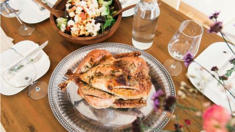 La livraison de plateaux repas : manger sainement