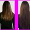 Une belle chevelure avec des extensions cheveux naturelles