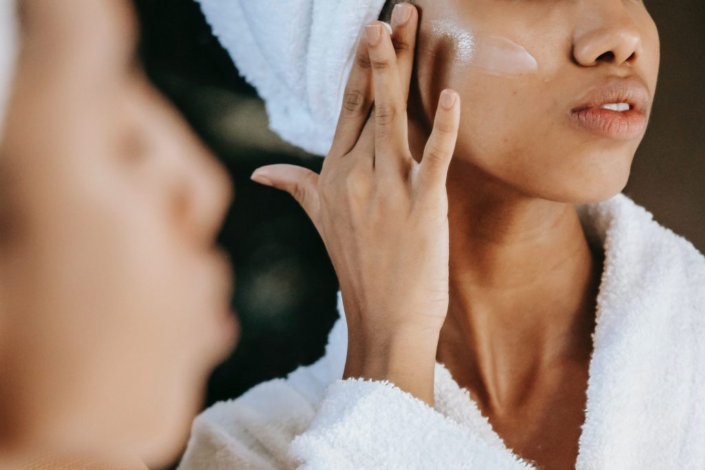 produits cosmétiques non comedogenes